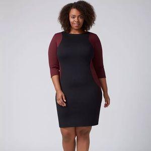 Lane Bryant Sheath Dress Plus Size 20